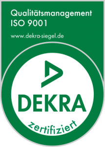 DEKRA Qualitätsmanagement ISO 9001
